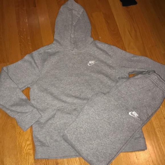 Sweatshirt Large1012 Sets Sweatpants Nike Poshmark And Size Matching EUwCqxP